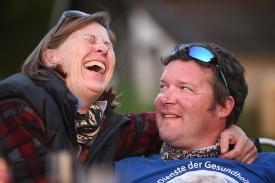 Karin und Markus - Sieger bei den DoSis.