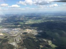 Nürburgring aus der Luft