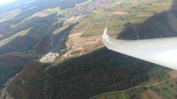 Steinbruch bei Grabenstetten.