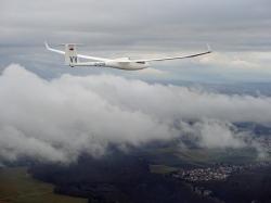Danke an Tilo fürs Foto und das Vertrauen, mich die VV fliegen zu lassen.