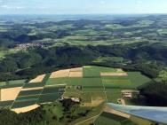 Über dem Rheinland