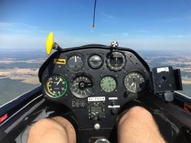 Cockpit Junior.
