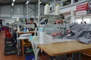 Die Paratec-Produktion in Saarlouis.